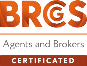 BRCGS AGENTS & BROKERS LOGO 2019