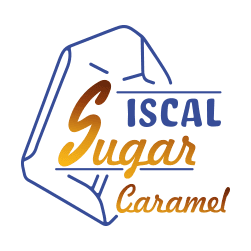 Iscal Sugar Caramel Logo