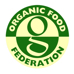ORGANIC FOOD FEDERATION LOGO 2019