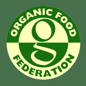 ORGANIC FOOD FEDERATION LOGO 2019